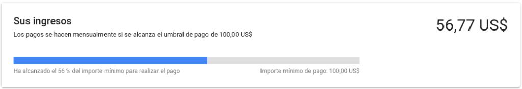 Santa cruz - Bolivia pagos de AdSense